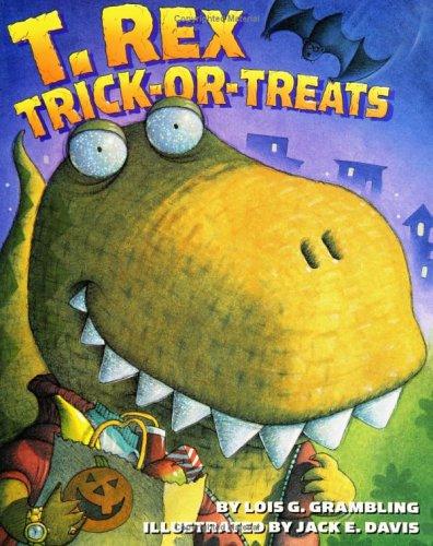 T. Rex Trick-or-Treats -