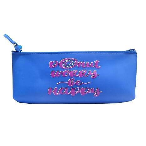 Amazon.com: Estuche de gel de sílice para cosméticos, bolsa ...