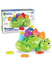 Learning Resources Steggy The Fine Motor Dino, Multi