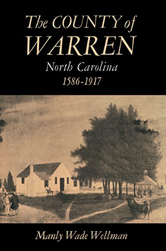 The County of Warren, North Carolina, (Warren County Sc)