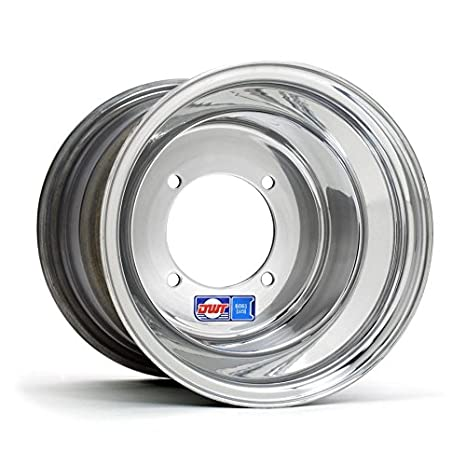 DWT azul etiqueta 10 x 9 4/115 3 + 6 Quad ruedas de aluminio: Amazon.es: Coche y moto