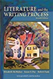 Literature and the Writing Process, Elizabeth McMahan and Robert Funk, 0131891022