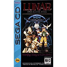 Lunar The Silver Star - Sega CD
