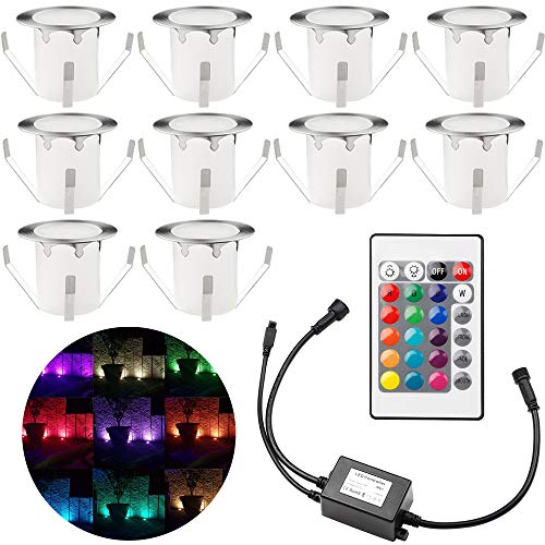 Multi Color Led Landscape Lighting in US - 6