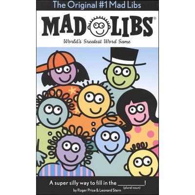 Penguin Group Usa PGN1280 Original Mad Libs