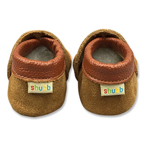 Leap Frog  Moccasins Boots,  Baby, Jungen Mokassins Patchwork Brown