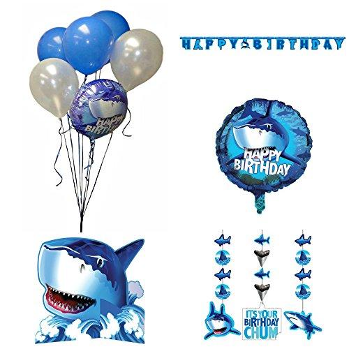 shark invitations - 9