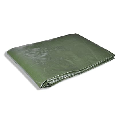 Festnight Extra Large Outdoor Patio Furniture Rain Cover Waterproof Green