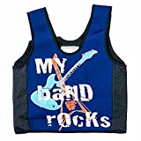 Fun and Function's Band Graphic Weighted Vest
