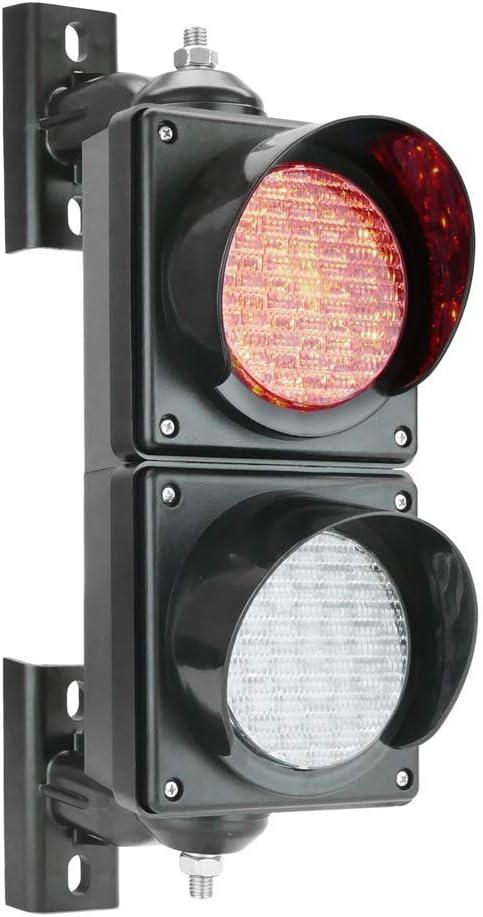 LED Licht f/ür Ampel IP65 100mm 220VAC rot PrimeMatik