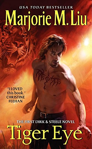 book cover of Tiger Eye