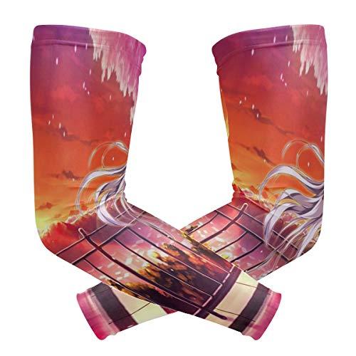 Mangas de Brazo Perfectamente Personalizadas para el día de San Valentín con Ideas para Hombre con protección Solar UV...
