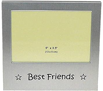best friends expressions photo picture frame gift 5 x 35