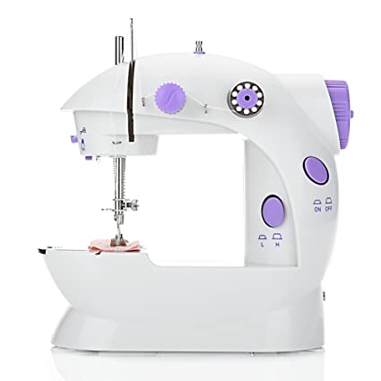 Amazon Mini Sewing Machine Double Speed Automatic Thread With Cool Sewing Machine Plug