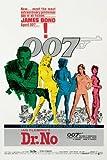 James Bond (Dr No) - Maxi Poster - 61cm x 91.5cm