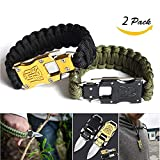 BASON Survival Bracelets,New Outdoor Small Tool...