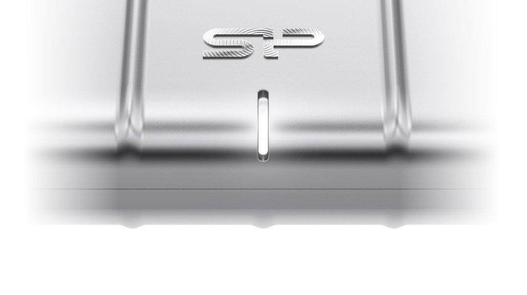 Silicon Power 240GB B75 Portable External SSD - USB3.1 Type-C - Aluminum by Silicon Power (Image #2)