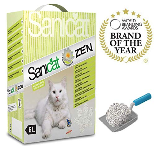 Sanicat Sanicat Active White Loto 3X6L. 1 Unidad 18000 g