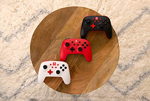 PowerA Enhanced Wireless Controller for Nintendo Switch Red (Only at Amazon) 9