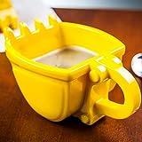 Taza Excavadora Para Cafe Digger Mug Construccion