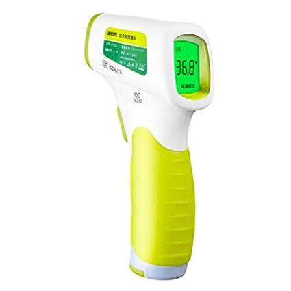 DPPAN Infrarrojo Termómetro de Frente, profesional Termometro de Bebe, sin toque Termómetro Digital,