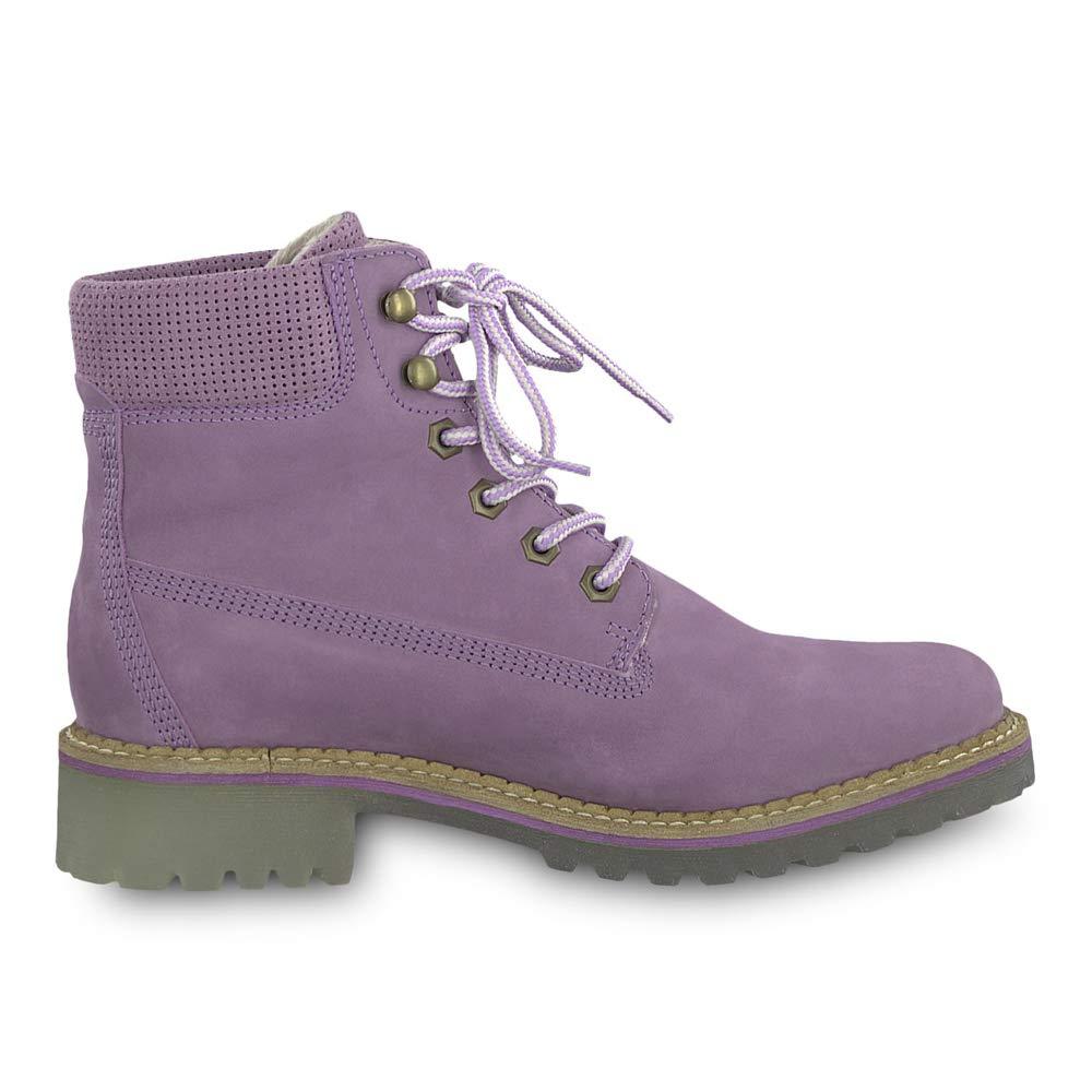 Tamaris Damen Stiefel 26707 Winter Boot Orchid (lila