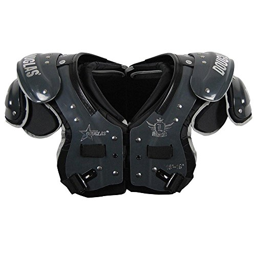 Douglas Adult Legacy JD Football Shoulder Pads Large