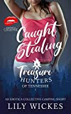 Caught Stealing: An Erotica Collective Camping Short (Treasure Hunters of Tennessee Book 1)