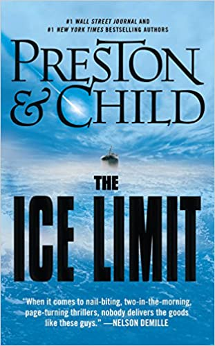Image result for preston & childs the ice limit