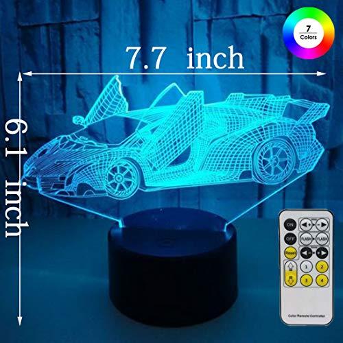 3d car light - 2