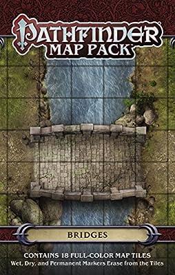 Pathfinder Map Pack: Bridges: Amazon.es: Radney-MacFarland, Stephen, Engle, Jason A.: Libros en idiomas extranjeros