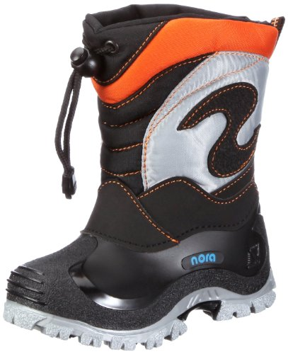 Nora Finn Kids Wellingtons Black Boot HBHOqSwf