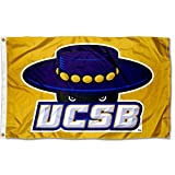 UC Santa Barbara Gauchos Gold Flag Review