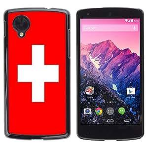 - Flag - - Fashion Dream Catcher Design Hard Plastic Protective Case Cover FOR LG Nexus 5 D820 D821 Retro Candy