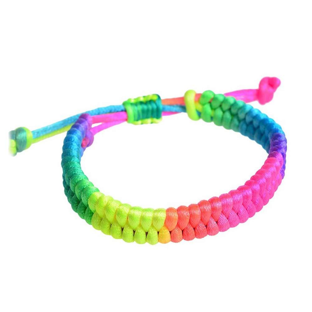 Yililay Natürlicher Regenbogen Armband Mode-Armband-Armband ...