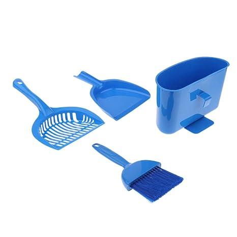 Bclaer72 - Juego de 4 Palas de plástico para Limpieza de ...