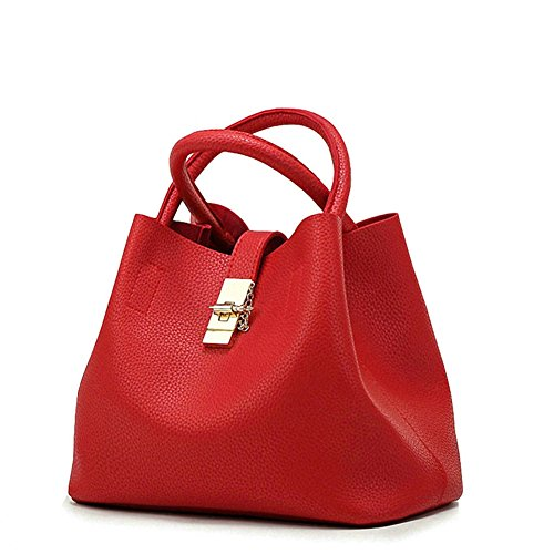 Red Ouvin For Wallet Style Women Bag dxxYwq0C