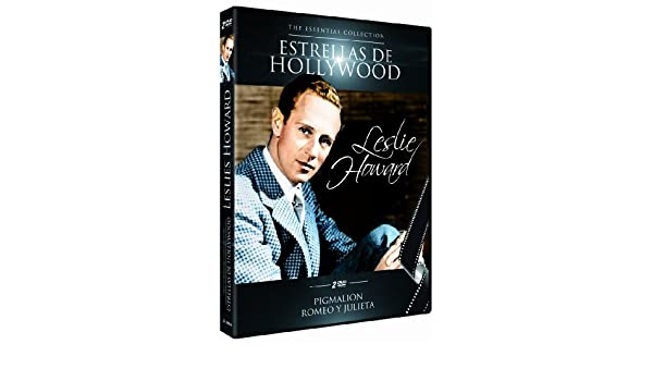 Amazon.com: Colección Estrellas De Hollywood: Leslie Howard (Import Movie) (European Format - Zone 2) [1938]: Movies & TV