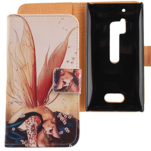 Lankashi Pattern Design PU Flip Leather Cover Skin Protec...