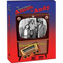 Amos n Andy - TV and Radio Shows - Collection DVDs + MP3 12 Discs