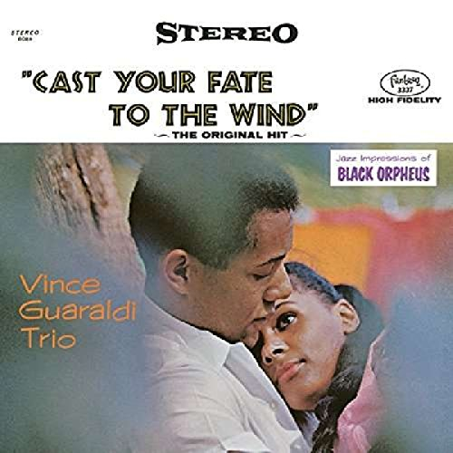 Album Art for Jazz Impressions of Black Orpheus / Flower Is Love by Vince Guaraldi