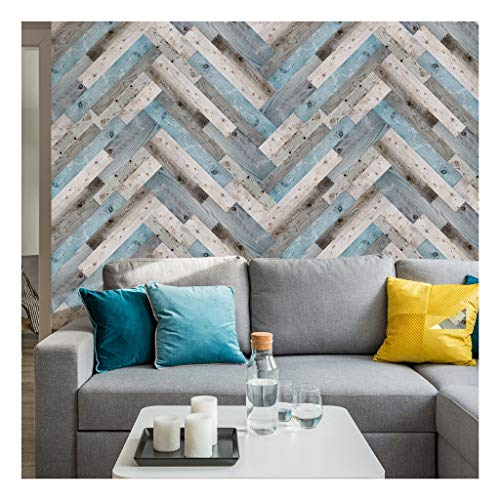 OrchidAmor 3D Wall Paper Brick Stone Rustic Effect Self-Adhesive Wall Sticker Home Decor 2019 New Fashion