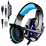 AFUNTA Gaming Headset for PlayStation...