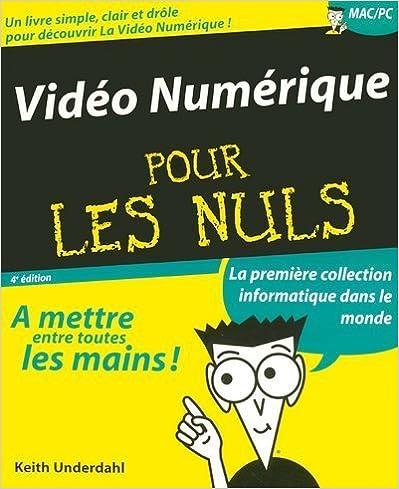 Livre Vidéo numérique epub pdf