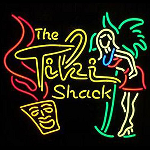 iecool The Tiki Shack Neon Sign 18
