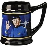 Westland Giftware Star Trek Live Long and Prosper Ceramic Mug, 20 oz, Multicolor