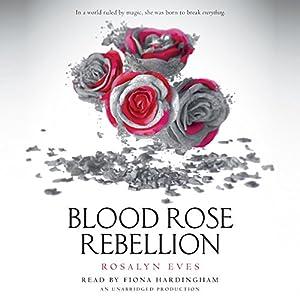Blood Rose Rebellion Audiobook