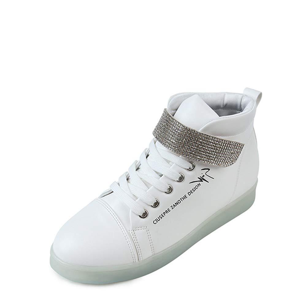 MhC Damenschuhe PU (Polyurethan) LED Schuhe Frühling/Herbst Komfort/Krippe Schuhe/Knöchelriemen Turnschuhe Basketball Schuhe/Fitness & Cross Trainingsschuhe