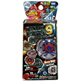 Takaratomy Japanese Beyblade #BB123 Metal Fusion Vol. 9 Accessory Game Random Booster Top