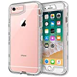 iPhone 6S Plus Case, iPhone 6 Plus Case, Anuck Crystal Clear 3 in